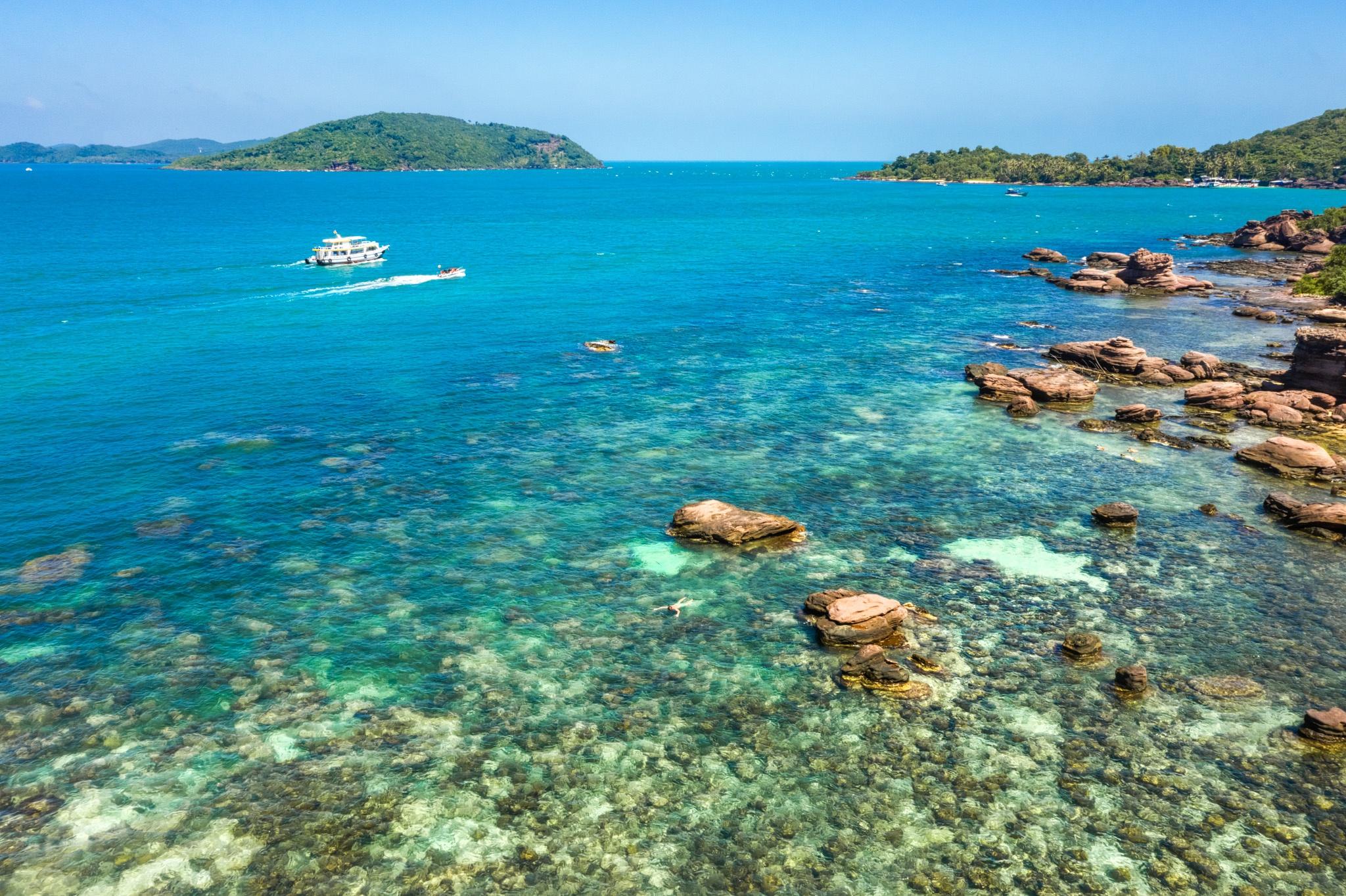 Chu du biển đảo Phú Quốc, ngắm vẻ đẹp giao hòa của tự nhiên - Ảnh 18.