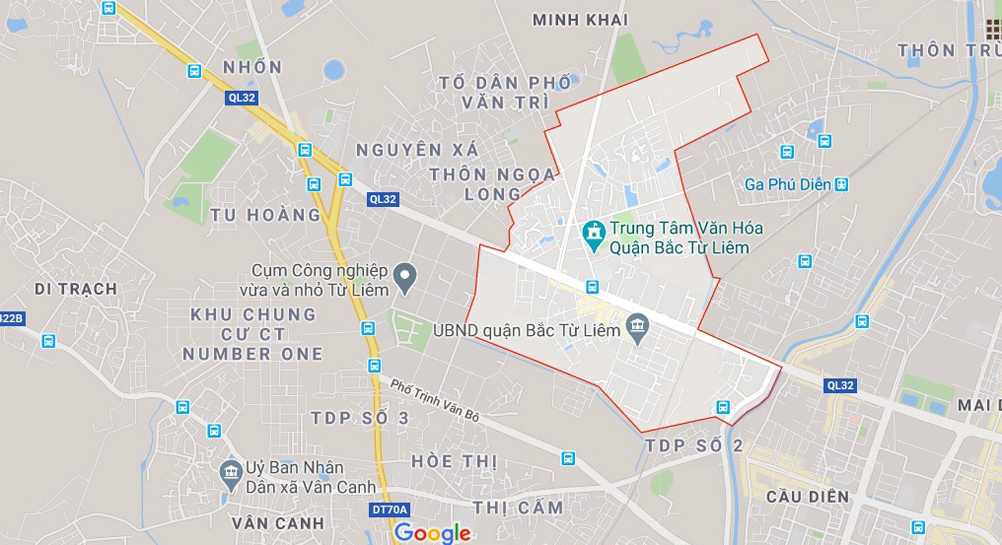 4 đường sẽ mở theo qui hoạch ở phường Phúc Diễn, Bắc Từ Liêm - Ảnh 1.