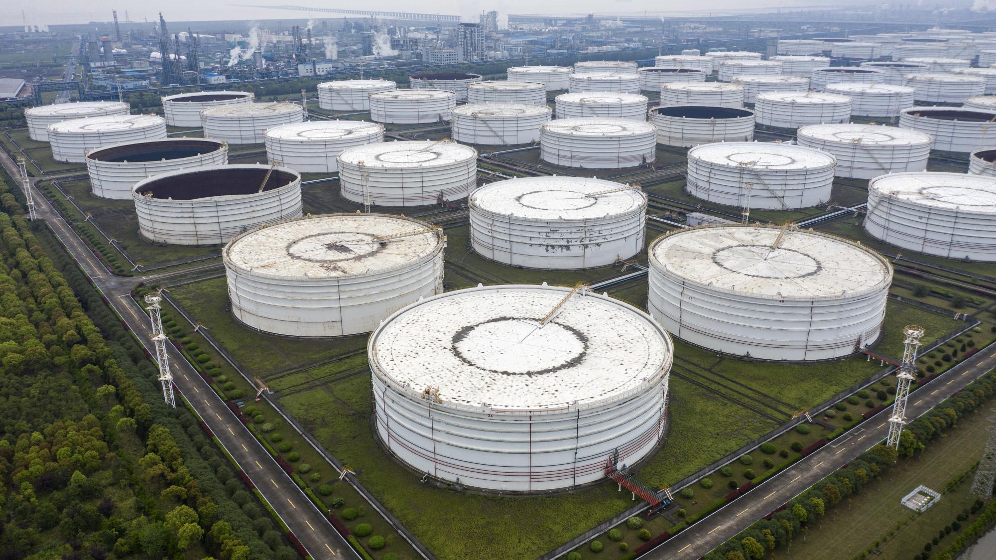 Ngành năng lượng Trung Quốc sẽ phục hồi mạnh mẽ nhờ việc nhập khẩu dầu mỏ với sản lượng lớn - Ảnh 1.
