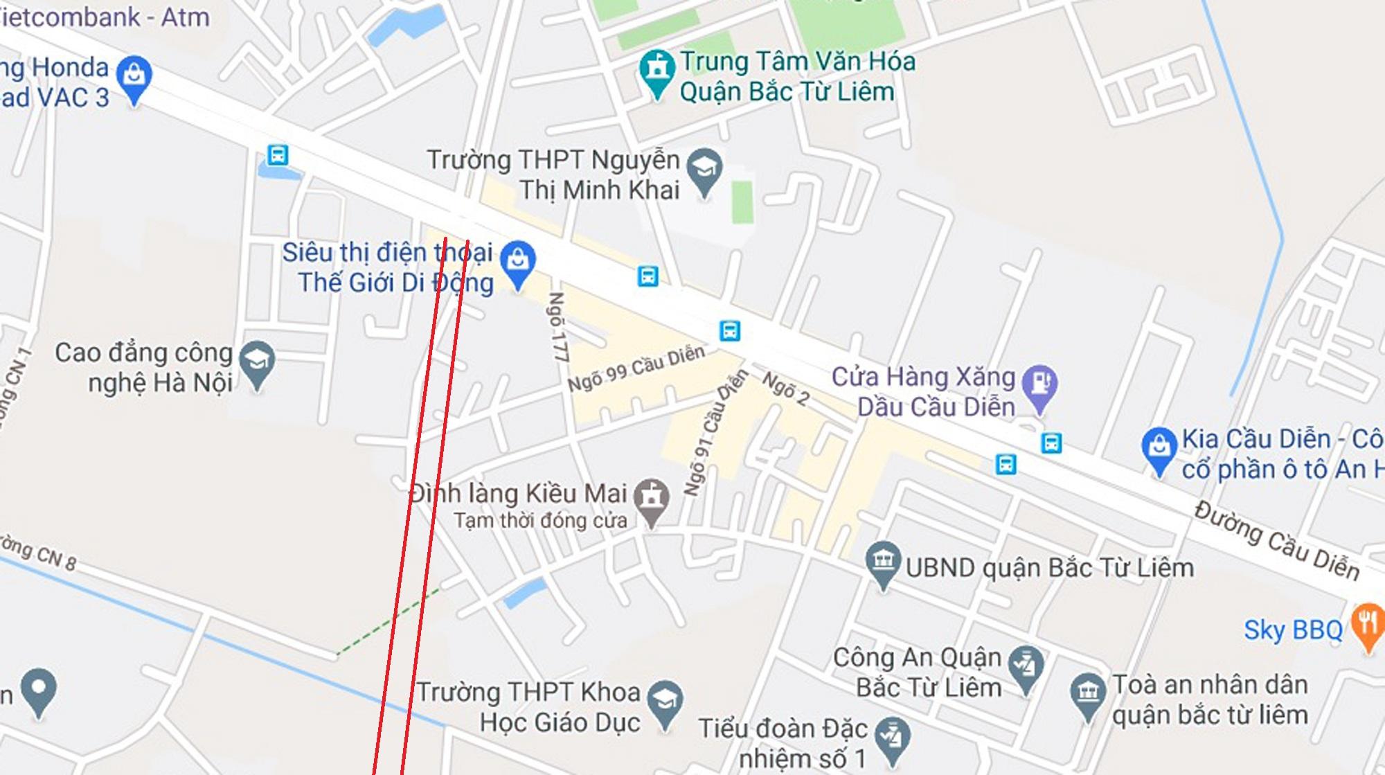 4 đường sẽ mở theo qui hoạch ở phường Phúc Diễn, Bắc Từ Liêm - Ảnh 11.