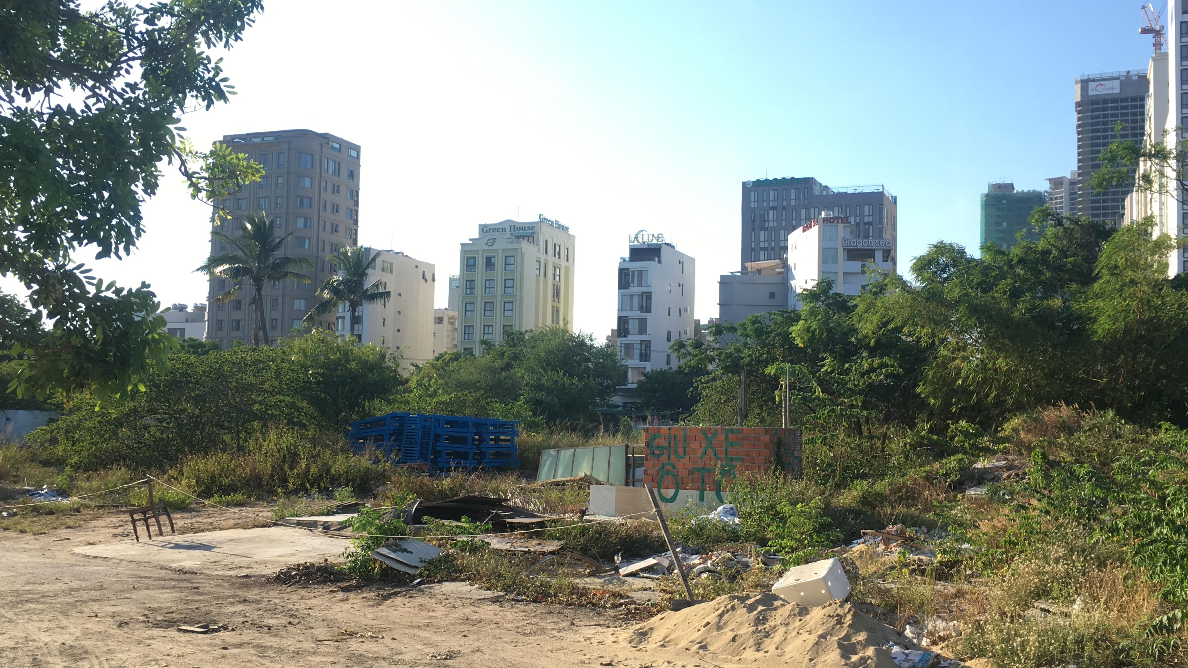 Cận cảnh khu đất ven biển Đà Nẵng sẽ đấu giá làm dự án Trung tâm tài chính, thương mại, casino 2 tỉ USD - Ảnh 5.