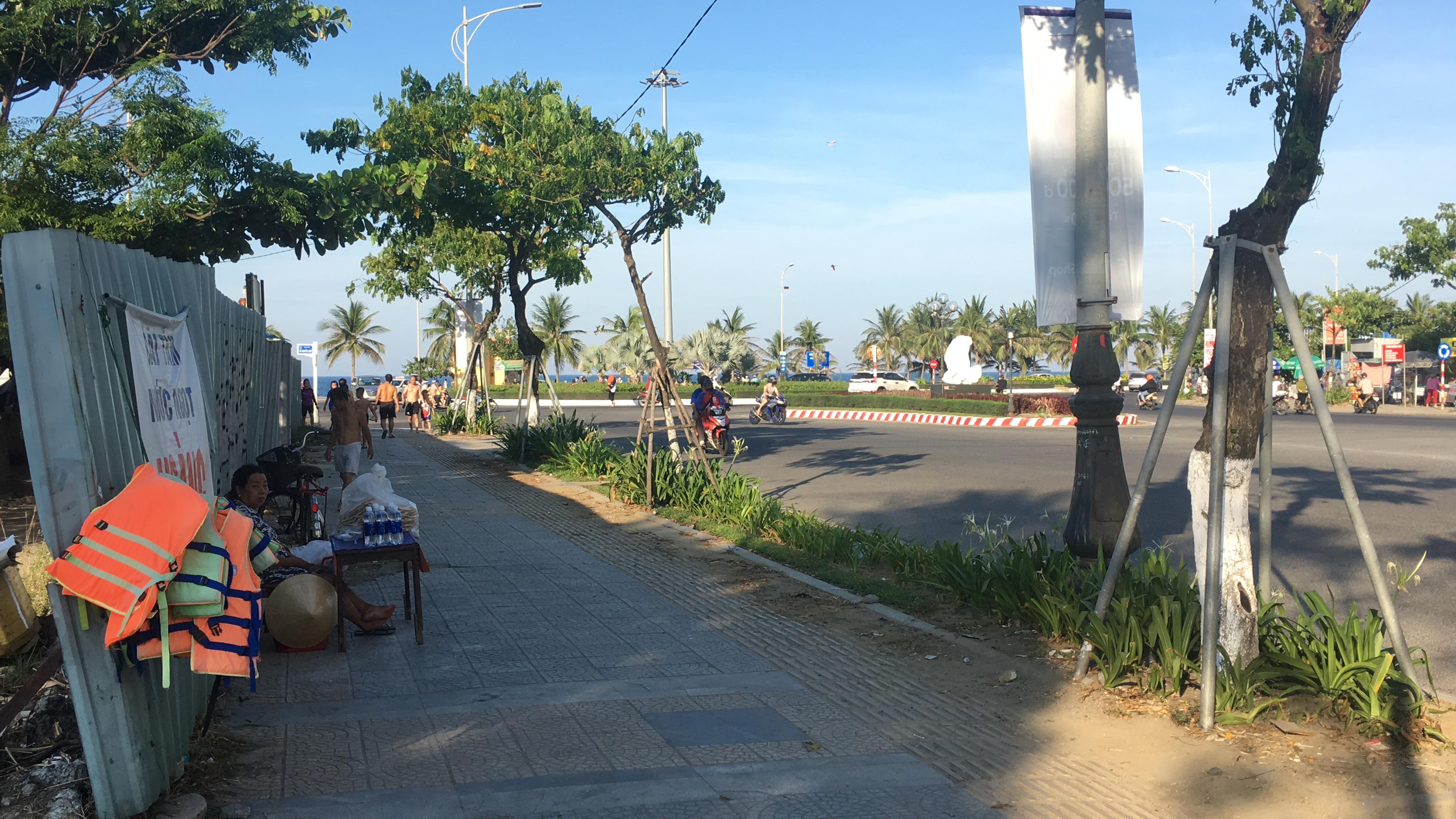 Cận cảnh khu đất ven biển Đà Nẵng sẽ đấu giá làm dự án Trung tâm tài chính, thương mại, casino 2 tỉ USD - Ảnh 8.