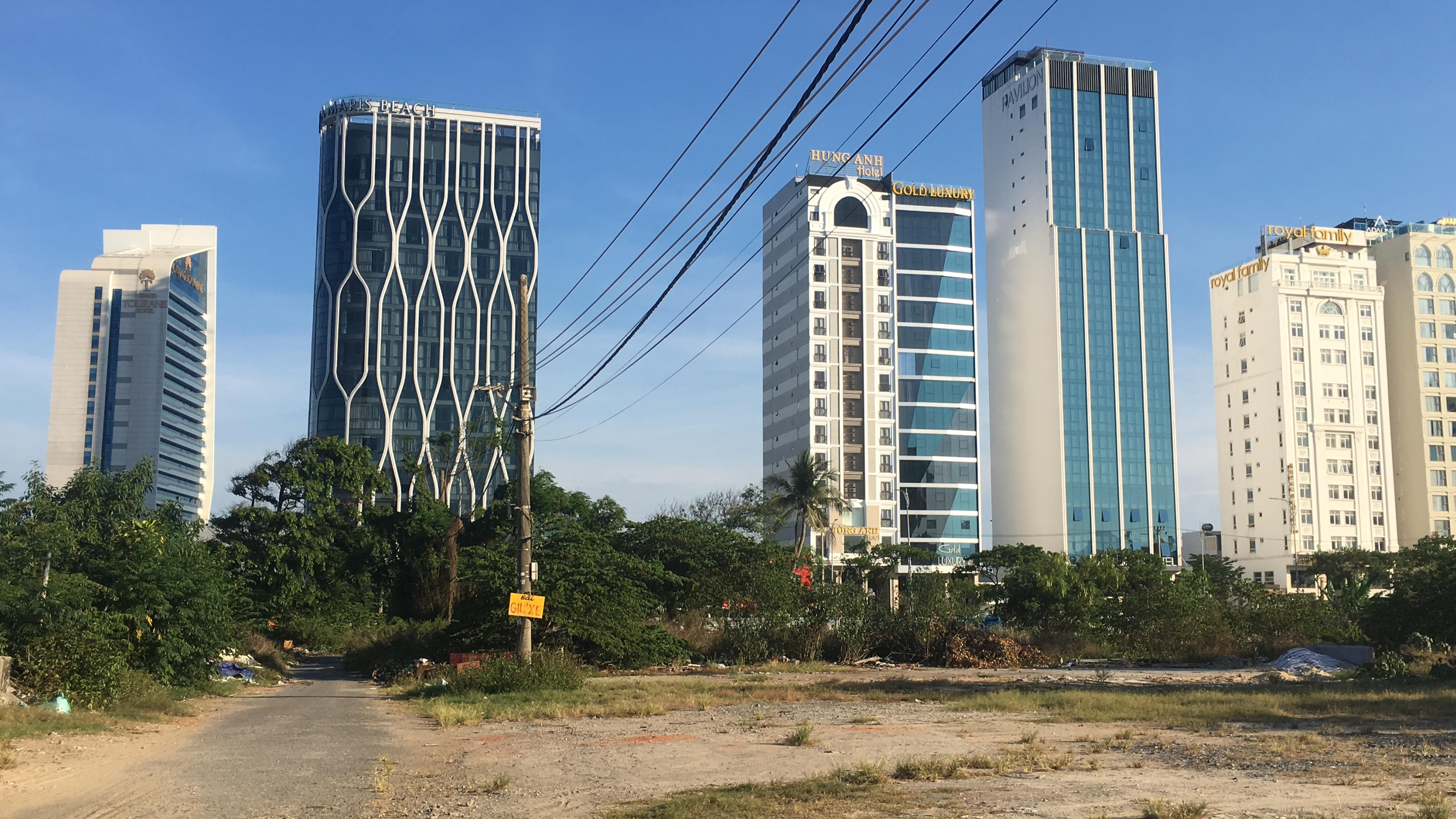 Cận cảnh khu đất ven biển Đà Nẵng sẽ đấu giá làm dự án Trung tâm tài chính, thương mại, casino 2 tỉ USD - Ảnh 4.