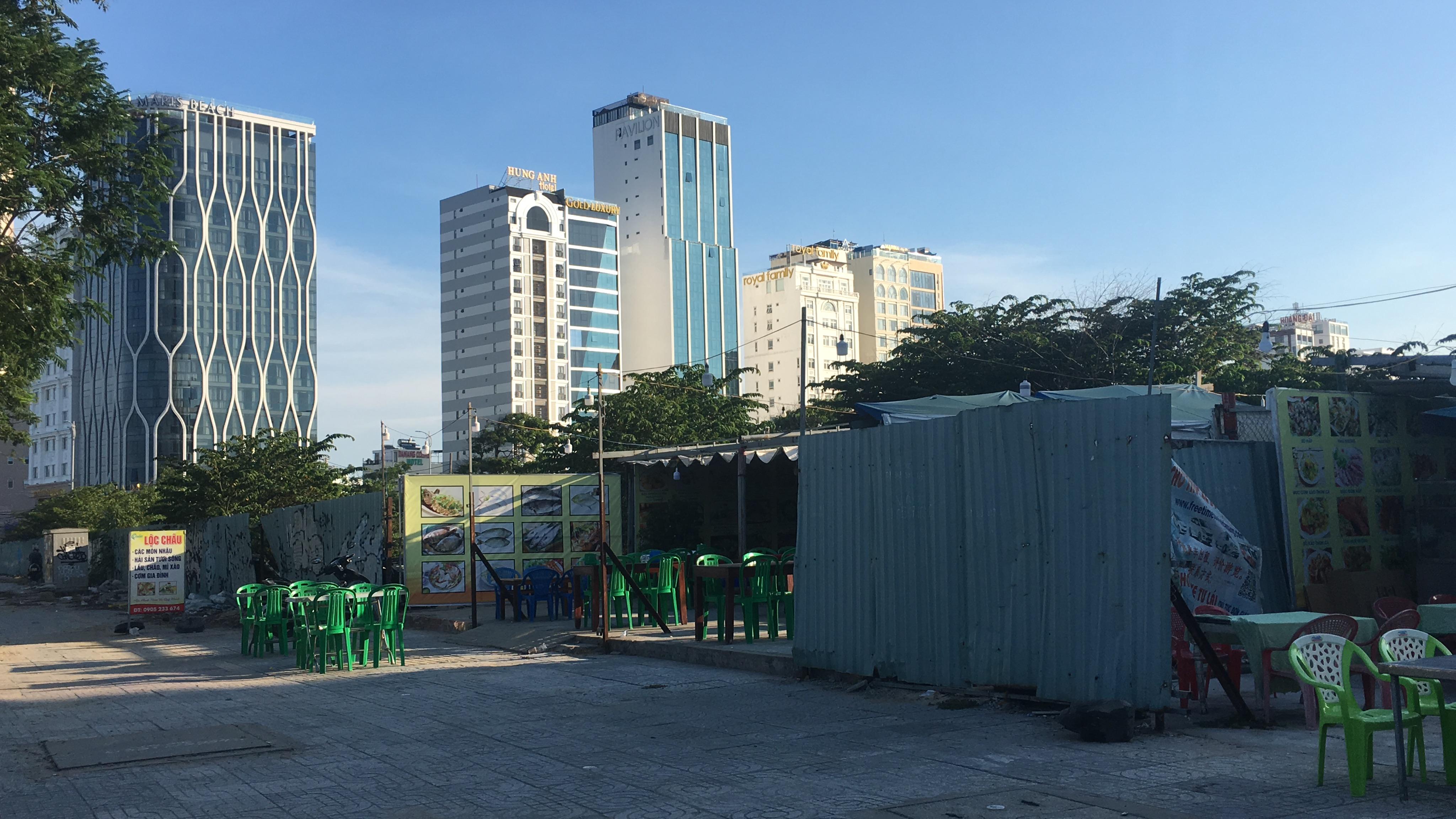 Cận cảnh khu đất ven biển Đà Nẵng sẽ đấu giá làm dự án Trung tâm tài chính, thương mại, casino 2 tỉ USD - Ảnh 9.