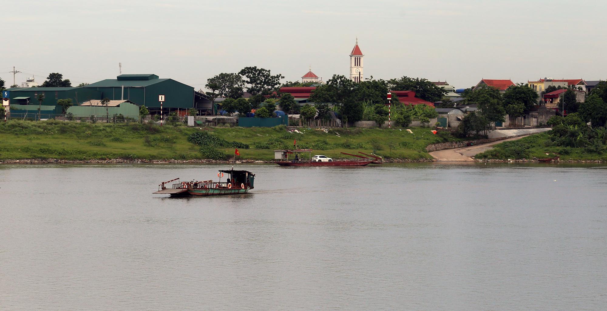 Cầu sẽ mở theo qui hoạch ở Hà Nội: Toàn cảnh vị trí làm cầu Mễ Sở nối Văn Giang - Thường Tín - Ảnh 11.