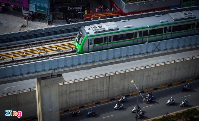 Bí thư Hà Nội muốn đường sắt Cát Linh vận hành trước tháng 10 - Ảnh 1.