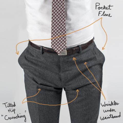 Những sai lầm hàng đầu về kích cỡ của bộ vest mà đàn ông thường mắc phải - Ảnh 6.