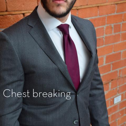 Những sai lầm hàng đầu về kích cỡ của bộ vest mà đàn ông thường mắc phải - Ảnh 1.