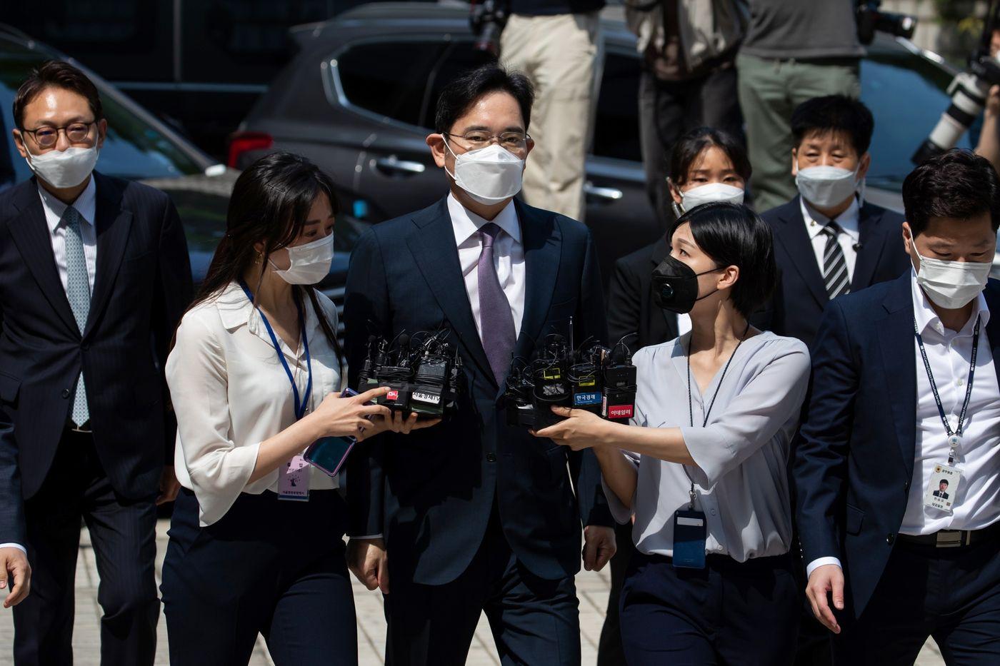 Tại sao người thừa kế tập đoàn Samsung phải đối mặt với tù tội một lần nữa? - Ảnh 1.