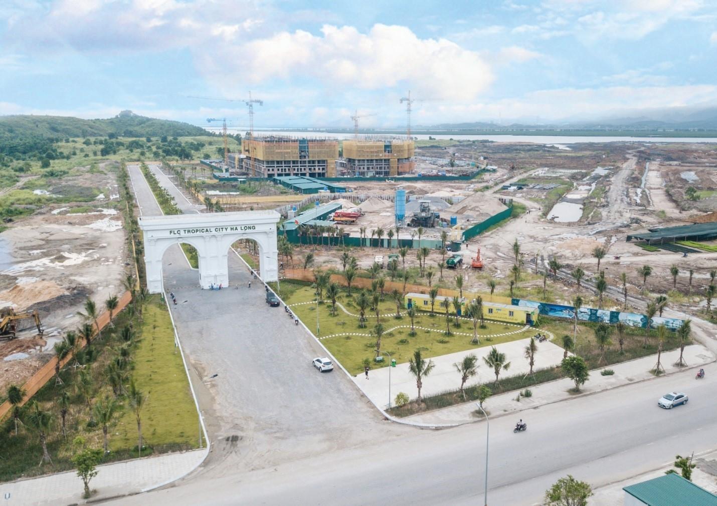 Tập đoàn FLC có nguy cơ bị 'cấm cửa' trên địa bàn tỉnh Quảng Ninh - Ảnh 1.