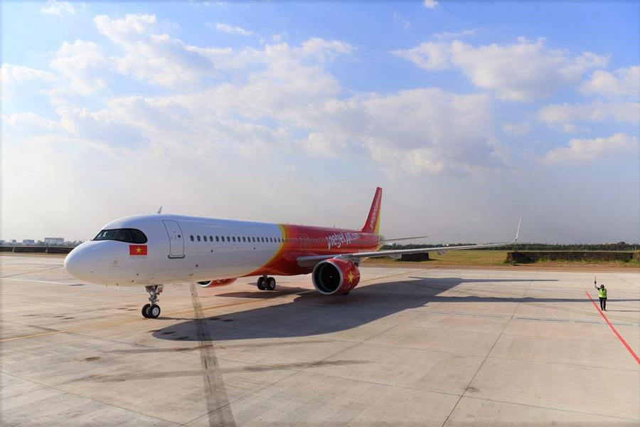 Vietjet được vinh danh với giải thưởng 'Giao dịch tàu bay của năm' do Airfinance Journal bình chọn - Ảnh 1.