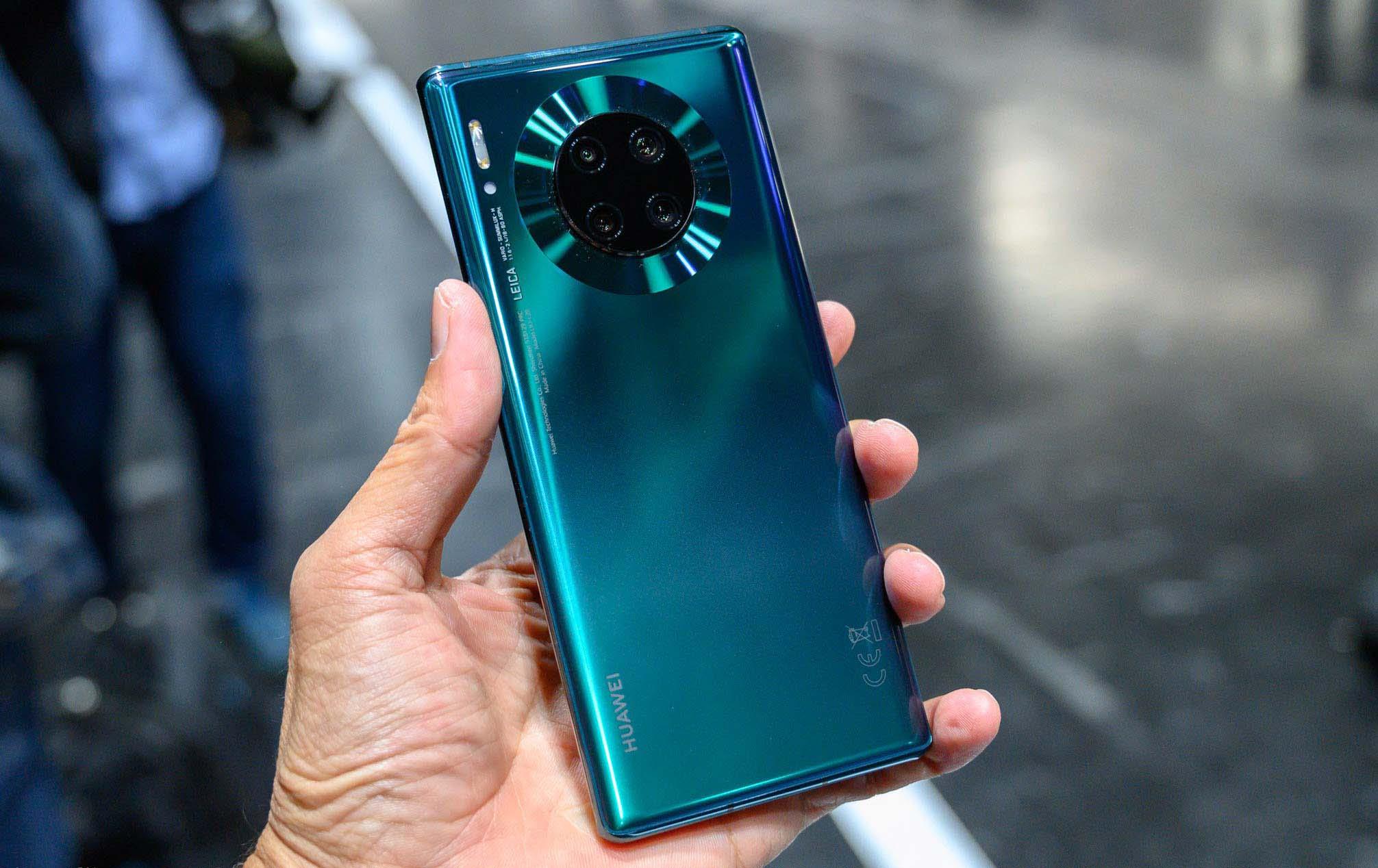 """Những mẫu điện thoại Huawei """"hot"""" trên thị trường 2020 - Ảnh 2."""