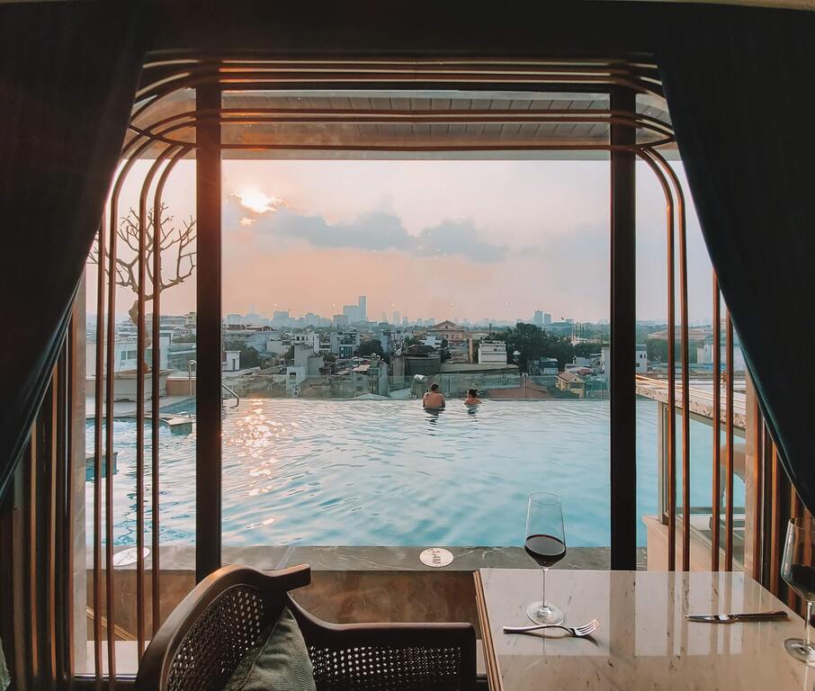 Top 3 khách sạn 5 sao gần hồ Gươm được nhiều du khách yêu thích - Ảnh 1.