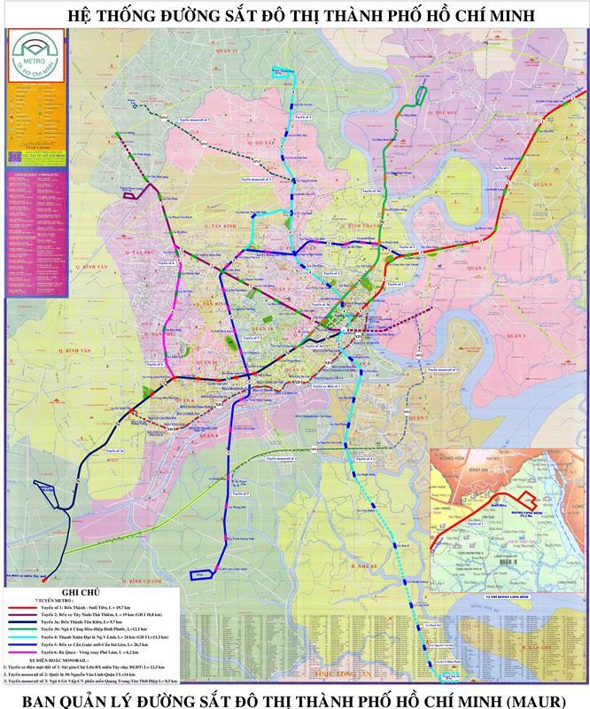 TP HCM yêu cầu giải quyết dứt điểm vướng mắc của 2 tuyến đường sắt đô thị - Ảnh 1.