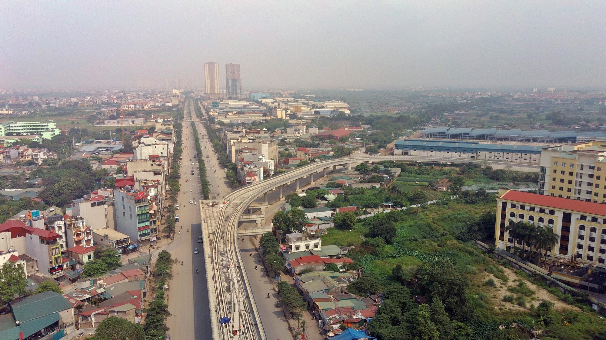 Những dự án đáng chú ý nằm dọc đường Vành đai 1 của Hà Nội - Ảnh 1.