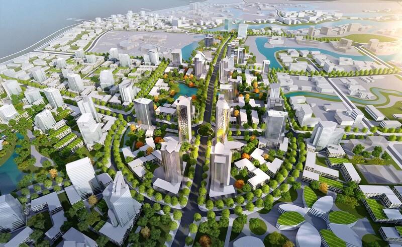 Hà Nội công bố khu đô thị Hòa Lạc hơn 17.000 ha ở phía Tây - Ảnh 1.