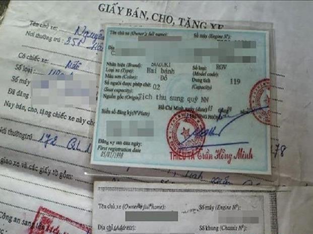 Xe không giấy tờ được phép sang tên chính chủ từ ngày 1/8 - Ảnh 1.