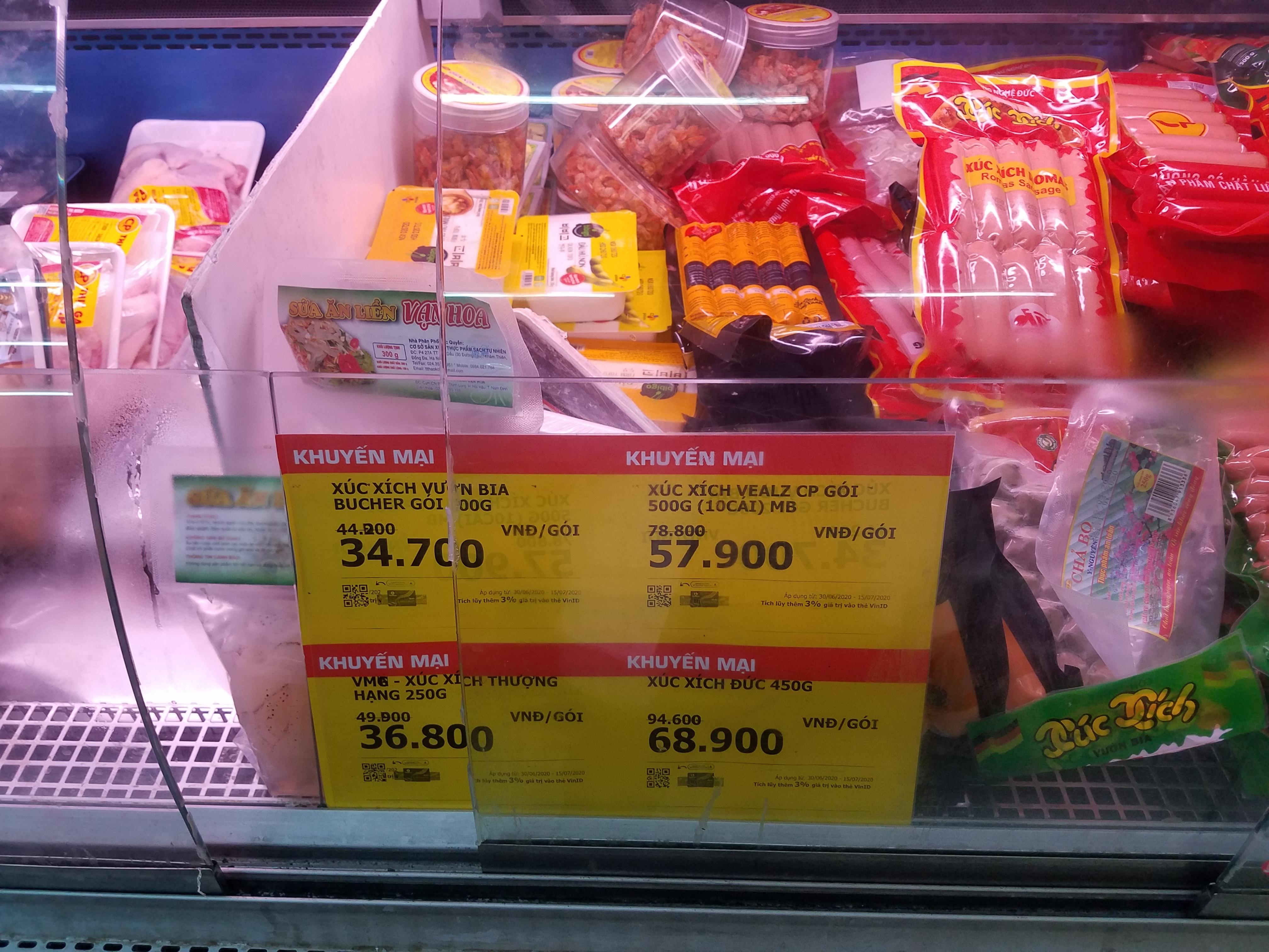 Vinmart, Lotte giảm giá sâu tới 70% các mặt hàng trong Tháng khuyến mại tập trung quốc gia - Ảnh 4.