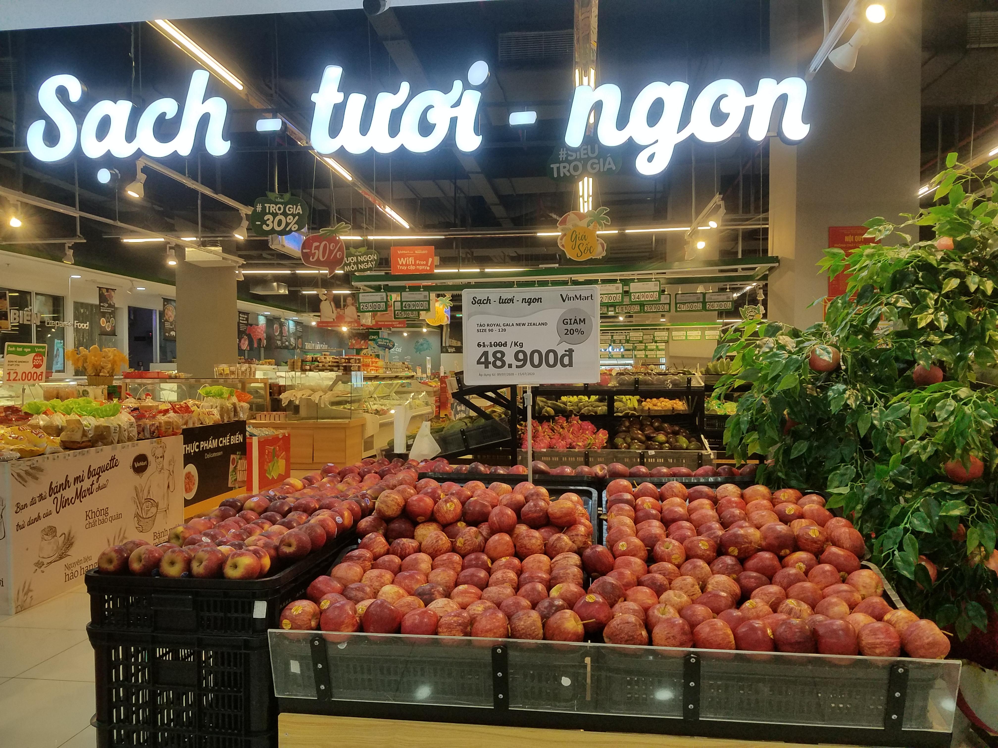 Vinmart, Lotte giảm giá sâu tới 70% các mặt hàng trong Tháng khuyến mại tập trung quốc gia - Ảnh 1.