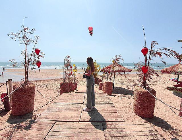 Giá vé vào cổng Coco Beach Lagi Bình Thuận mới nhất: Ngàn góc sống ảo cùng biển xanh với chi phí siêu hấp dẫn  - Ảnh 6.