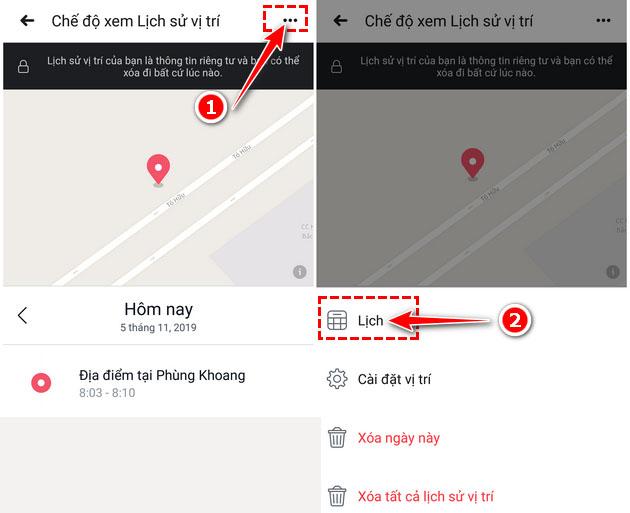 Cách xác định vị trí trên điện thoại  - Ảnh 11.