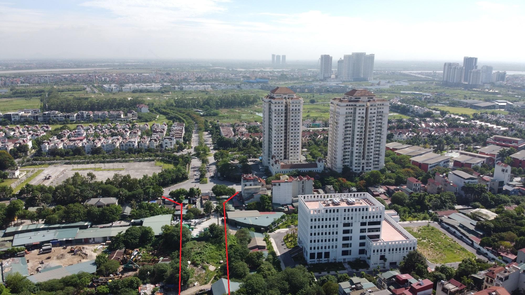 Cầu vượt nút giao Hoàng Quốc Việt - Nguyễn Văn Huyên sắp thông xe, ba khu đô thị lớn hưởng lợi - Ảnh 12.