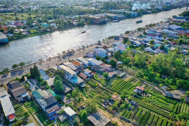 Liên danh FECON - DLG Holdings muốn xây TTTM, khách sạn, nhà ở ven sông Tiền - Ảnh 1.