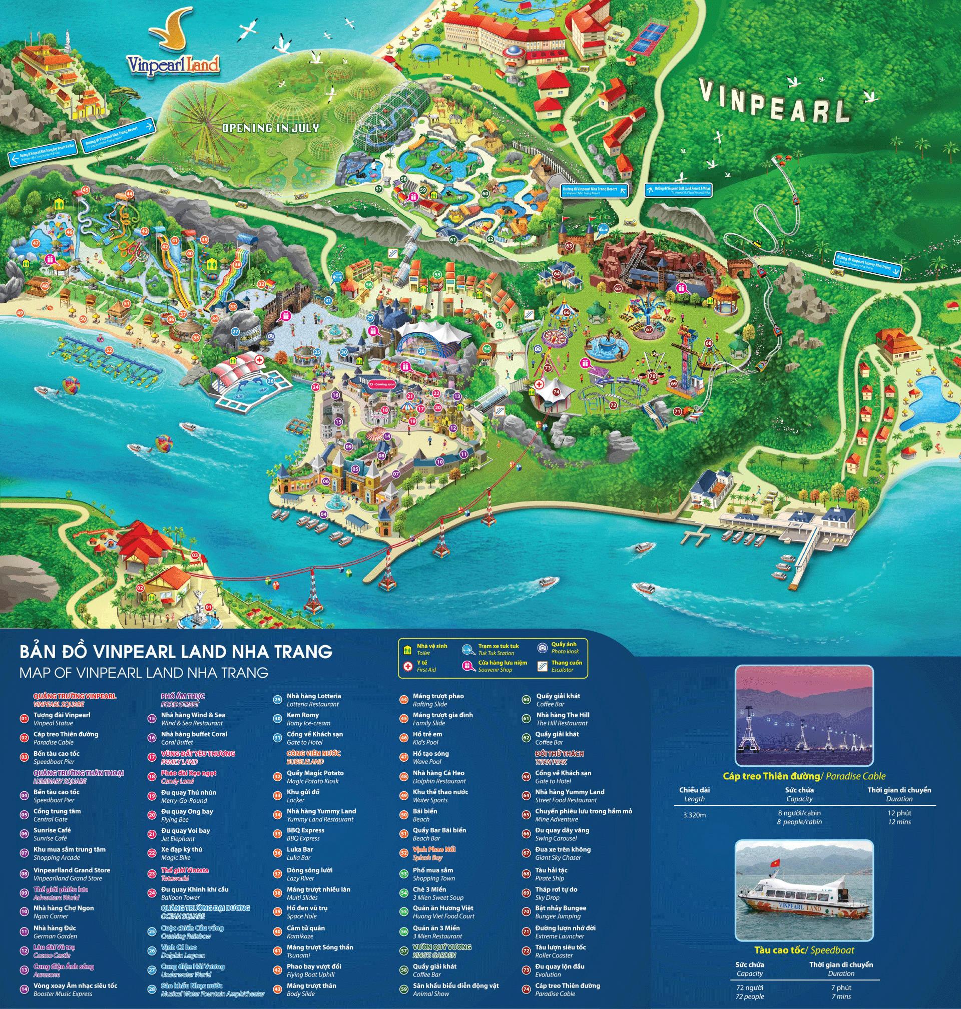 Cập nhật giá vé vào cổng Vinpearl Land Nha Trang: Khuyến mại cực đã trong dịp hè này  - Ảnh 2.