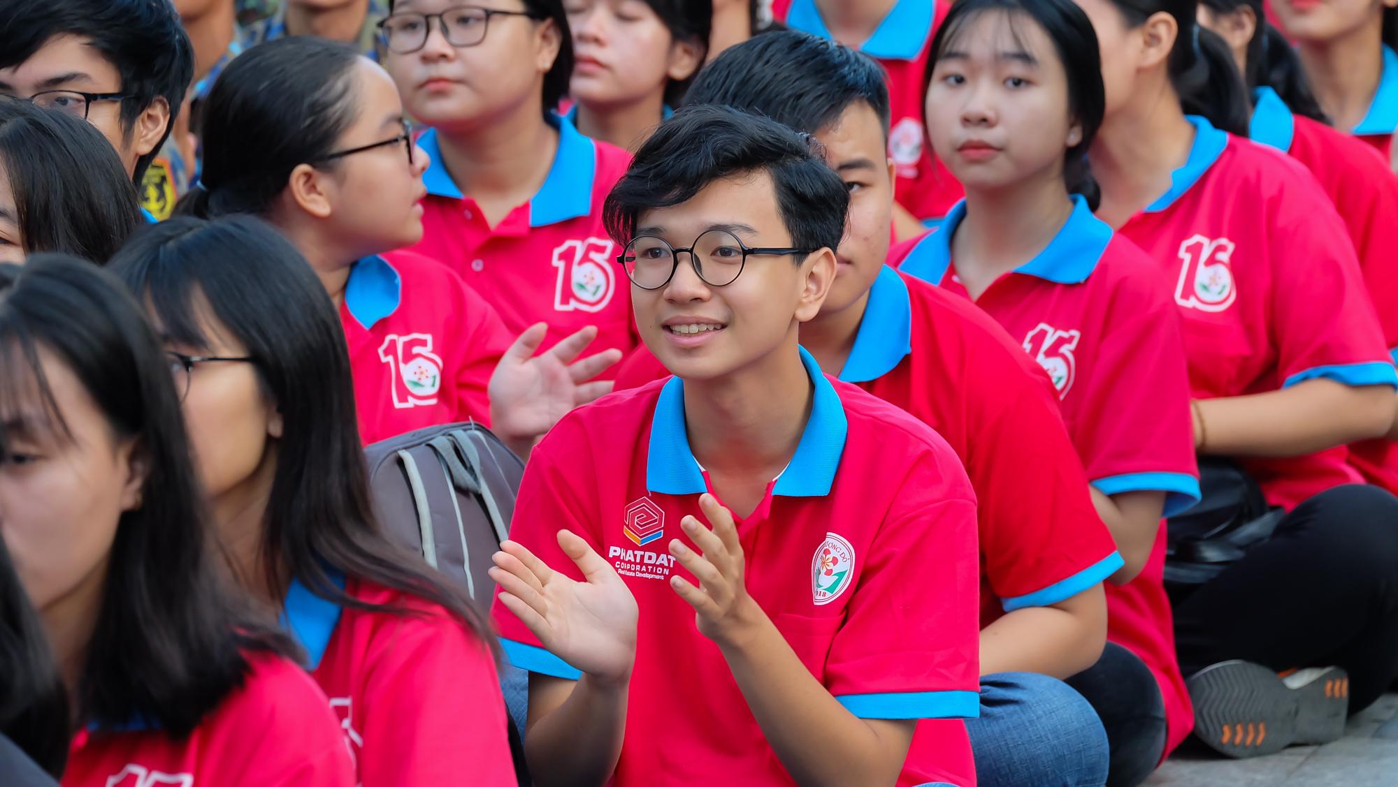 Phát Đạt lần thứ 10 đồng hành cùng Chiến dịch Thanh niên tình nguyện hè 2020 - Ảnh 3.