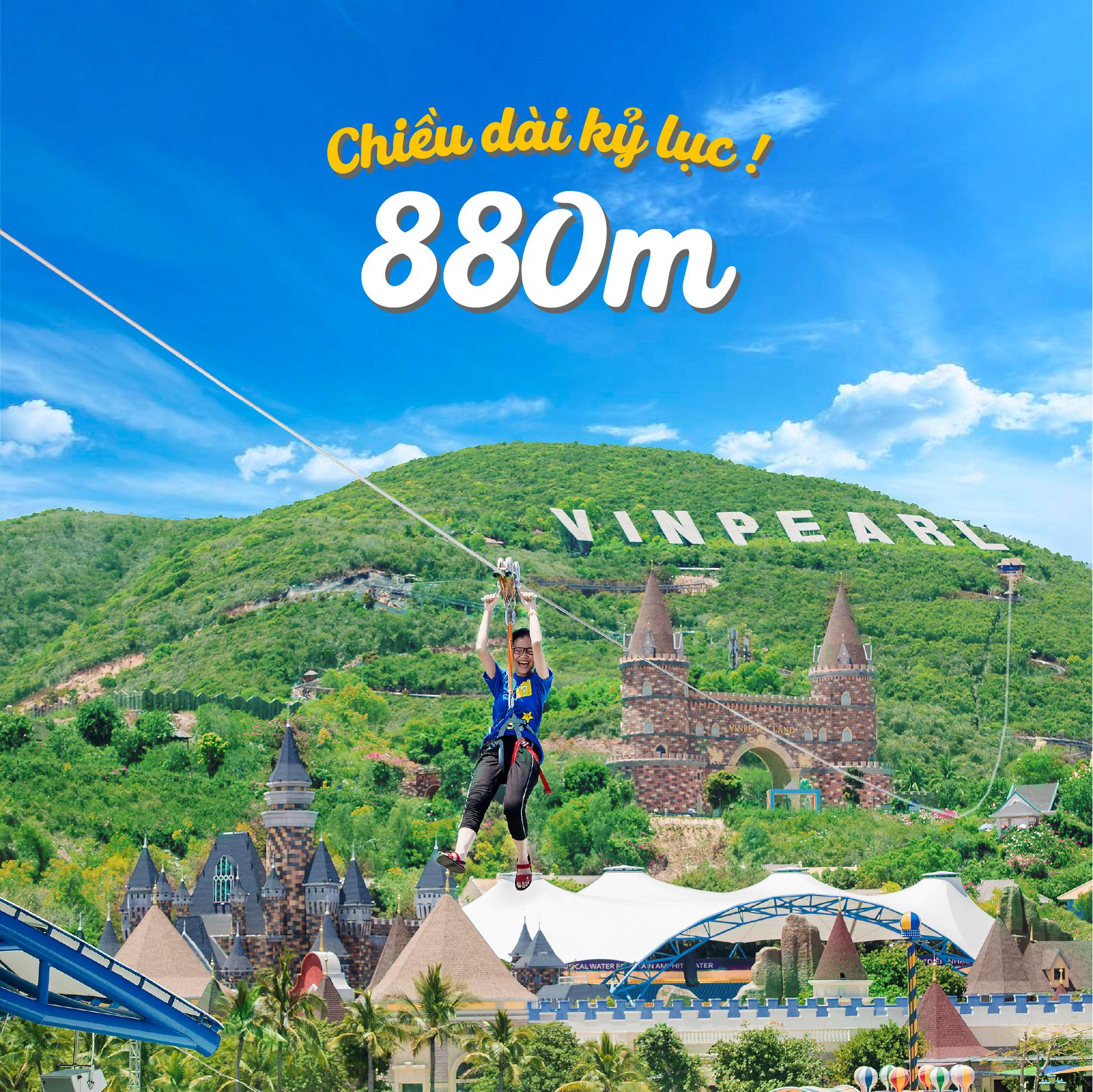Cập nhật giá vé vào cổng Vinpearl Land Nha Trang: Khuyến mại cực đã trong dịp hè này  - Ảnh 4.