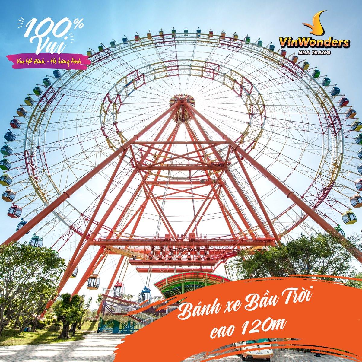 Cập nhật giá vé vào cổng Vinpearl Land Nha Trang: Khuyến mại cực đã trong dịp hè này  - Ảnh 7.