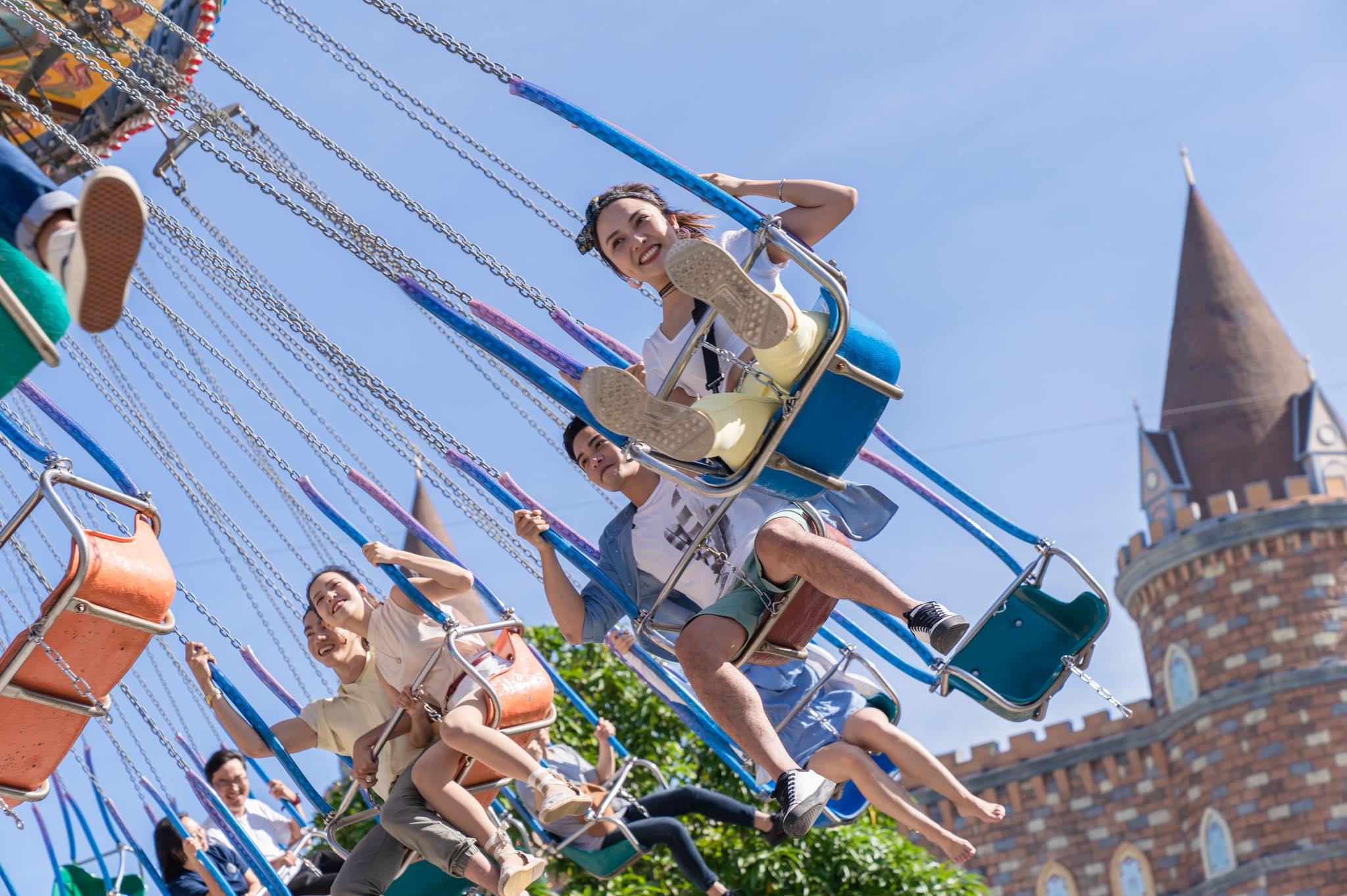Cập nhật giá vé vào cổng Vinpearl Land Nha Trang: Khuyến mại cực đã trong dịp hè này  - Ảnh 6.