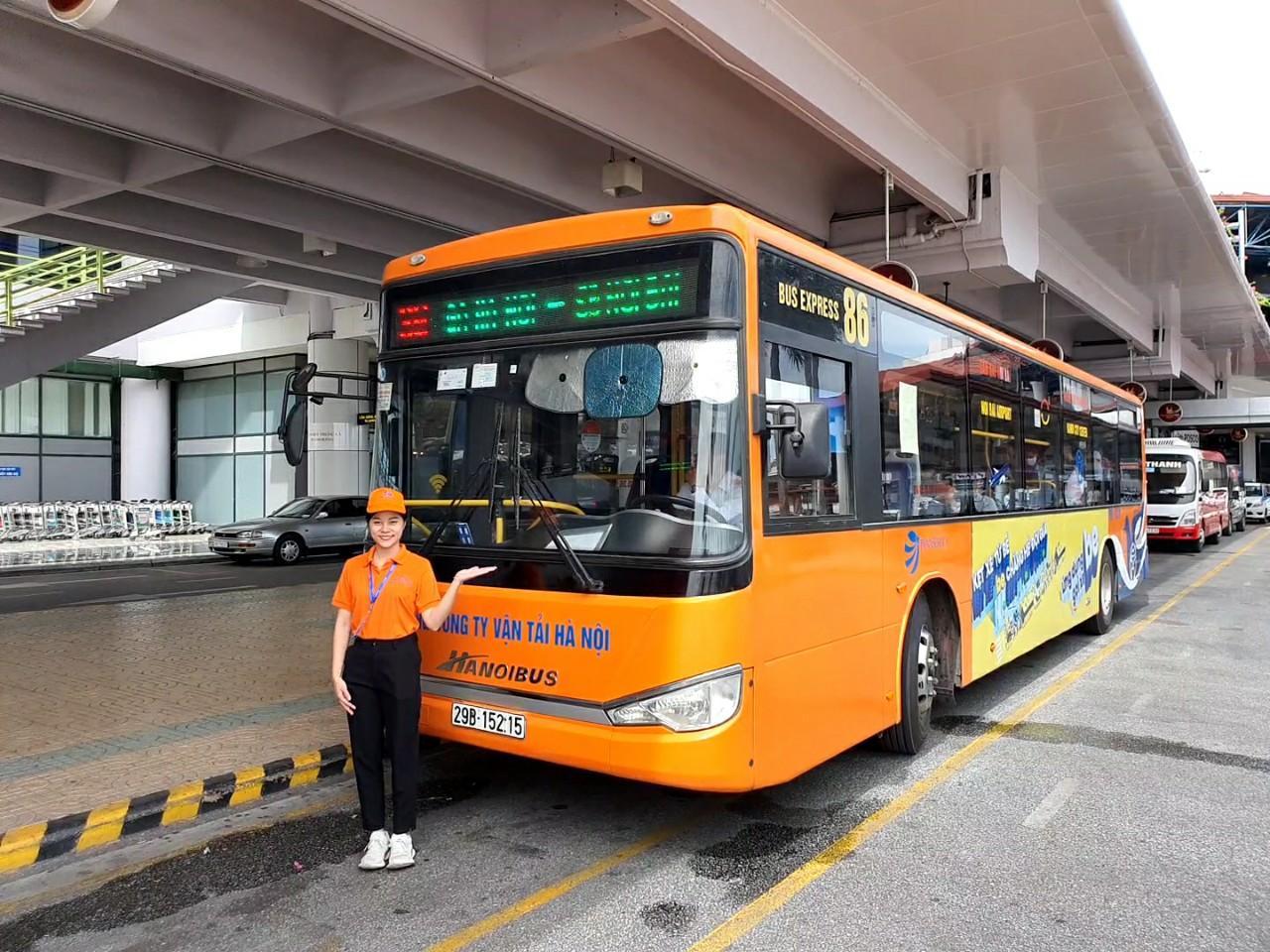 Lộ trình xe buýt 86 Hà Nội: Từ Ga Hà Nội đến Sân bay Nội Bài - Ảnh 1.