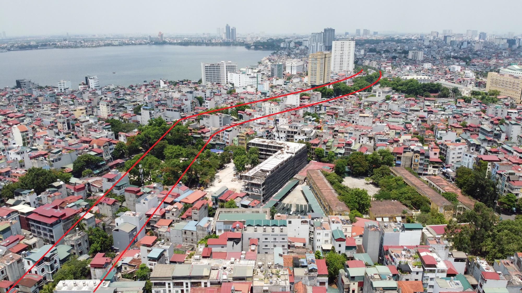 Đường sẽ mở theo qui hoạch ở Hà Nội: Toàn cảnh trục Hồ Tây - Ba Vì đến Vành đai 4 - Ảnh 3.