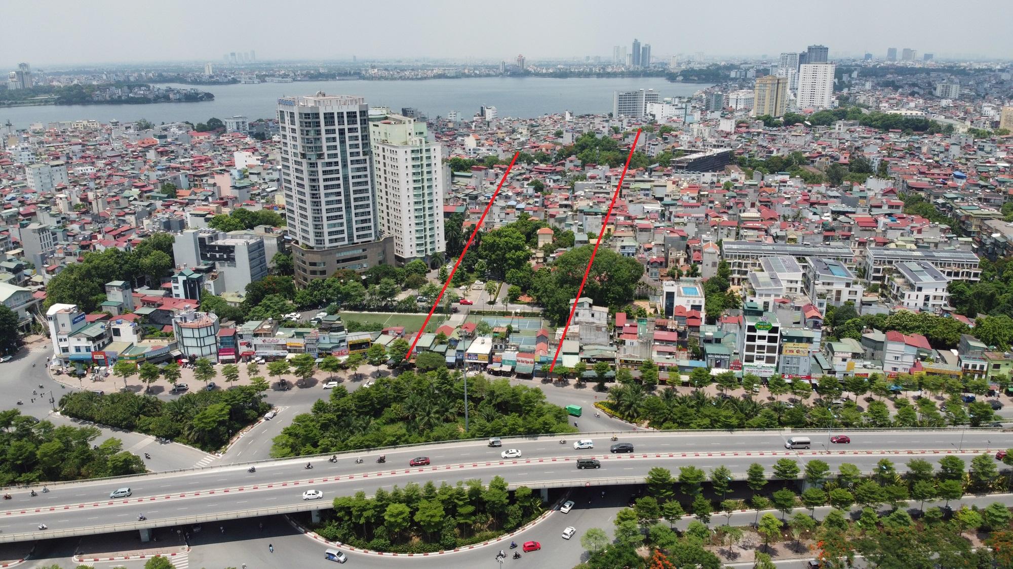 Đường sẽ mở theo qui hoạch ở Hà Nội: Toàn cảnh trục Hồ Tây - Ba Vì đến Vành đai 4 - Ảnh 4.