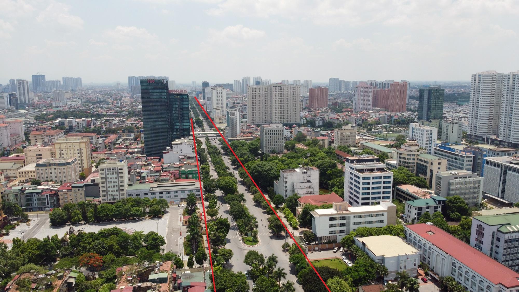 Đường sẽ mở theo qui hoạch ở Hà Nội: Toàn cảnh trục Hồ Tây - Ba Vì đến Vành đai 4 - Ảnh 6.