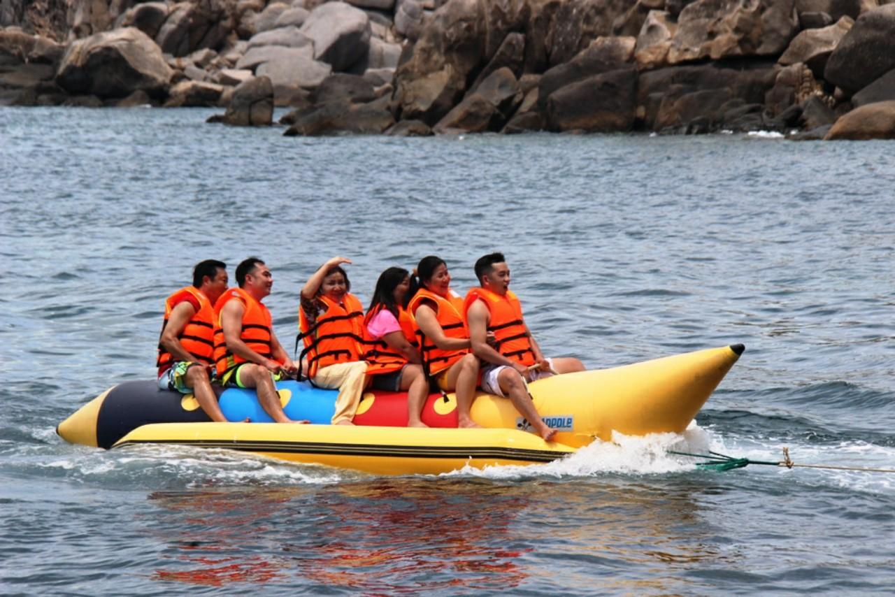 Ninh Thuận: Khách sạn, resort dọc biển kín phòng sau giãn cách xã hội - Ảnh 2.