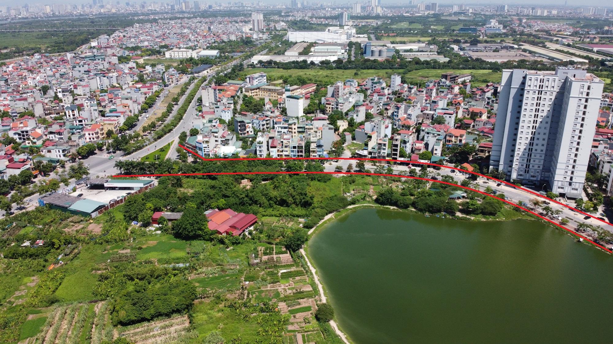 đường sẽ mở theo qui hoạch ở phường Thạch Bàn, Long Biên, Hà Nội - Ảnh 3.