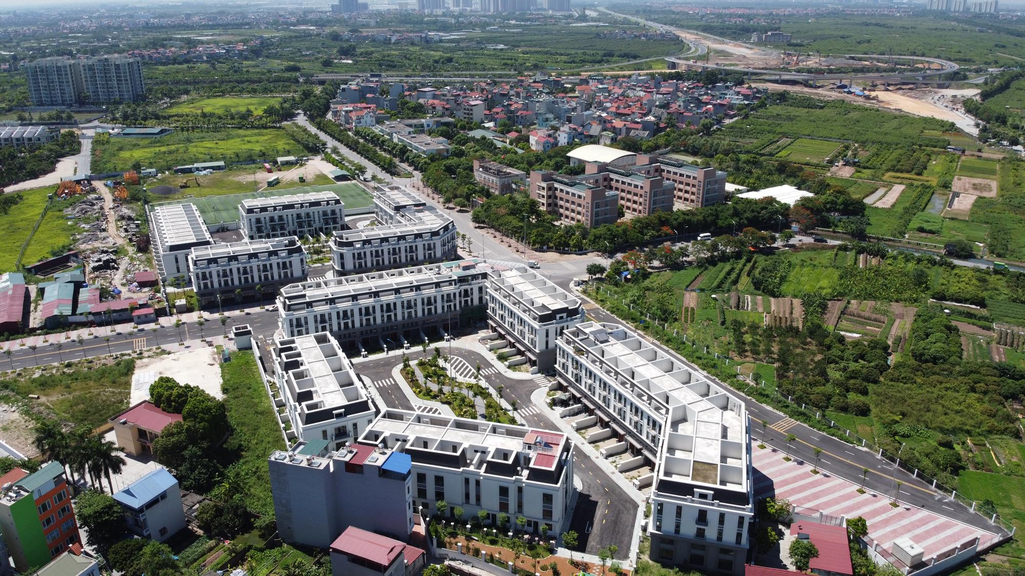 đường sẽ mở theo qui hoạch ở phường Thạch Bàn, Long Biên, Hà Nội - Ảnh 10.