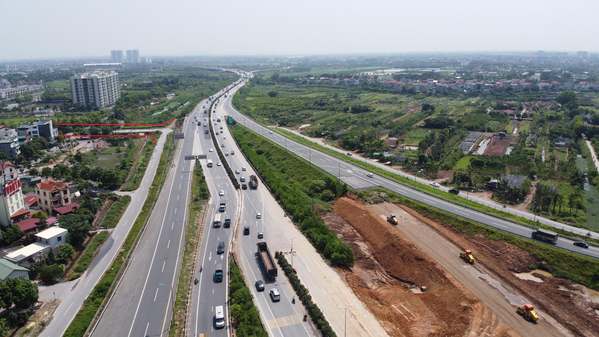 đường sẽ mở theo qui hoạch ở phường Thạch Bàn, Long Biên, Hà Nội - Ảnh 13.