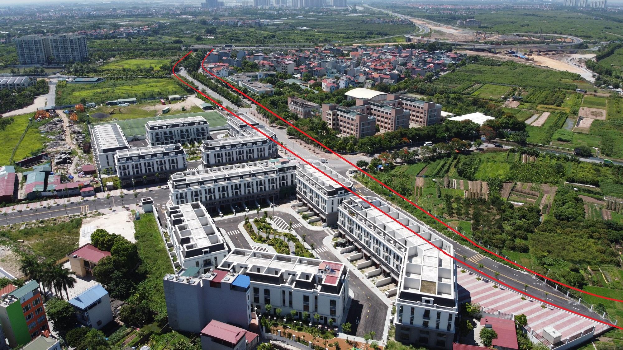 đường sẽ mở theo qui hoạch ở phường Thạch Bàn, Long Biên, Hà Nội - Ảnh 14.