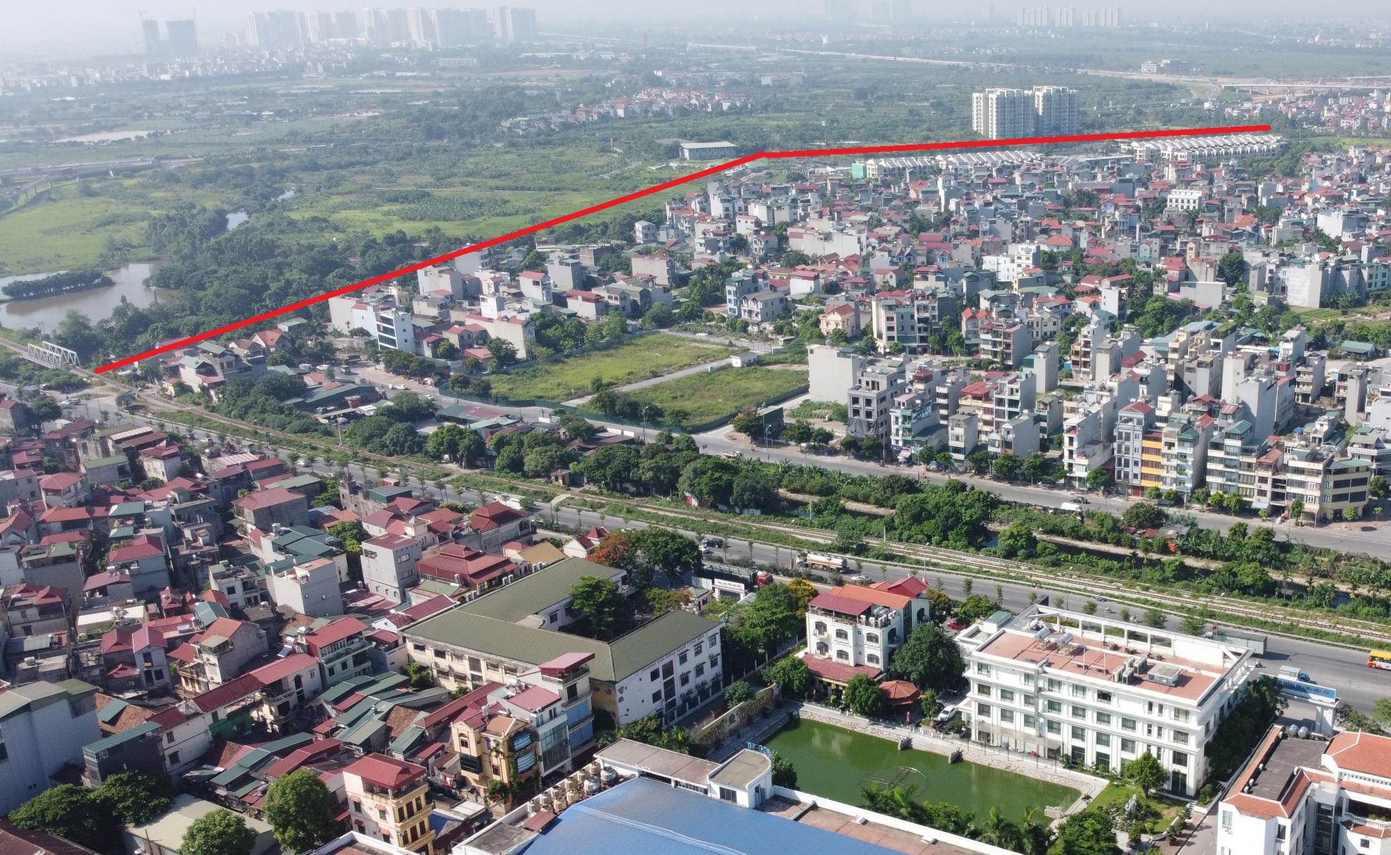 đường sẽ mở theo qui hoạch ở phường Thạch Bàn, Long Biên, Hà Nội - Ảnh 18.