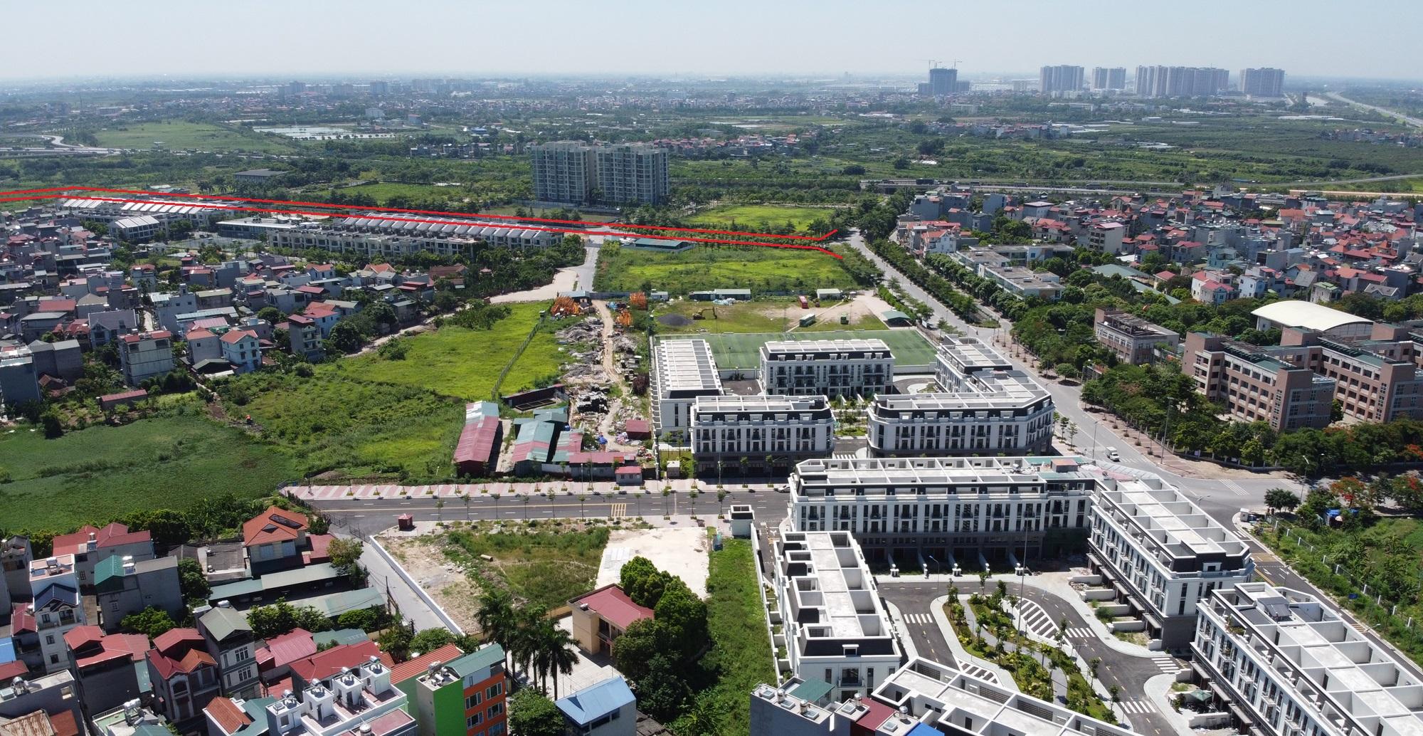 đường sẽ mở theo qui hoạch ở phường Thạch Bàn, Long Biên, Hà Nội - Ảnh 19.