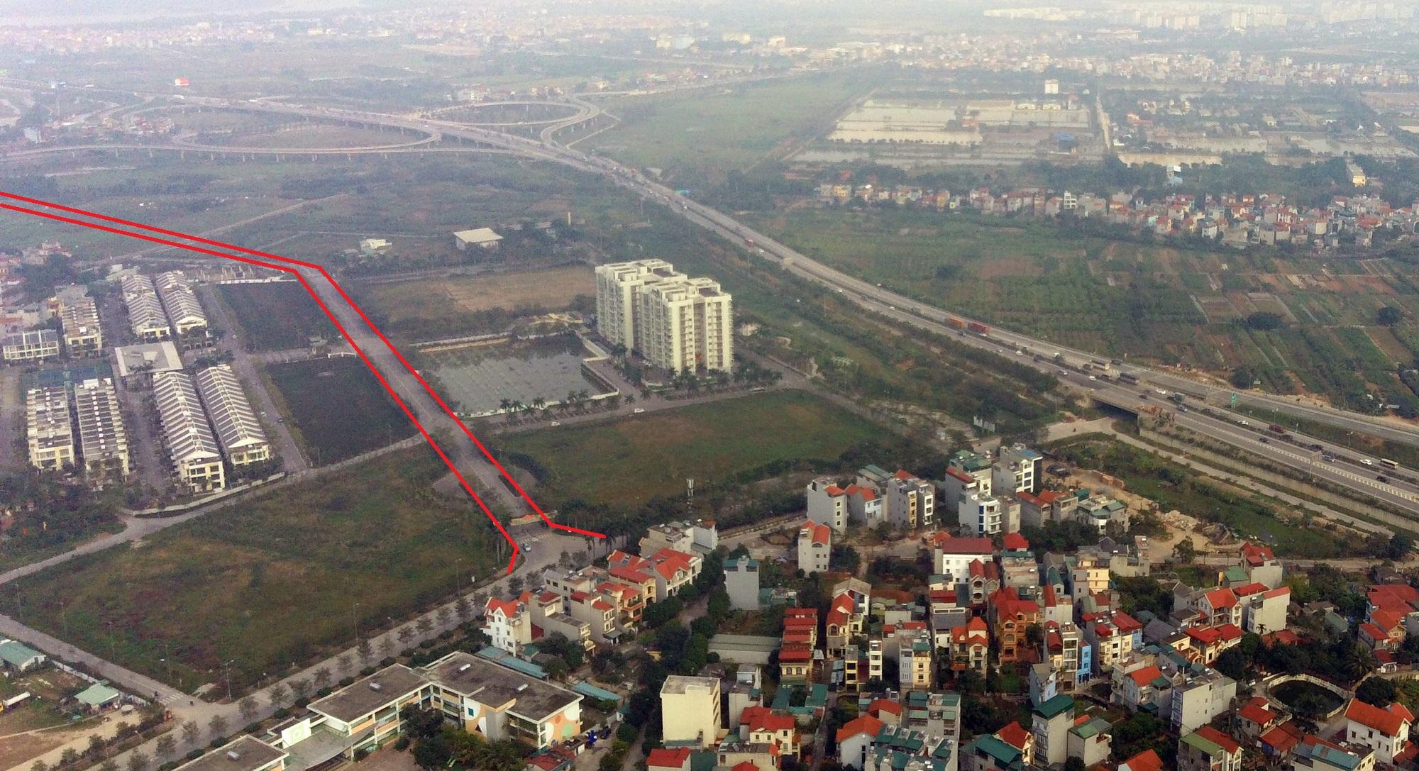 đường sẽ mở theo qui hoạch ở phường Thạch Bàn, Long Biên, Hà Nội - Ảnh 20.