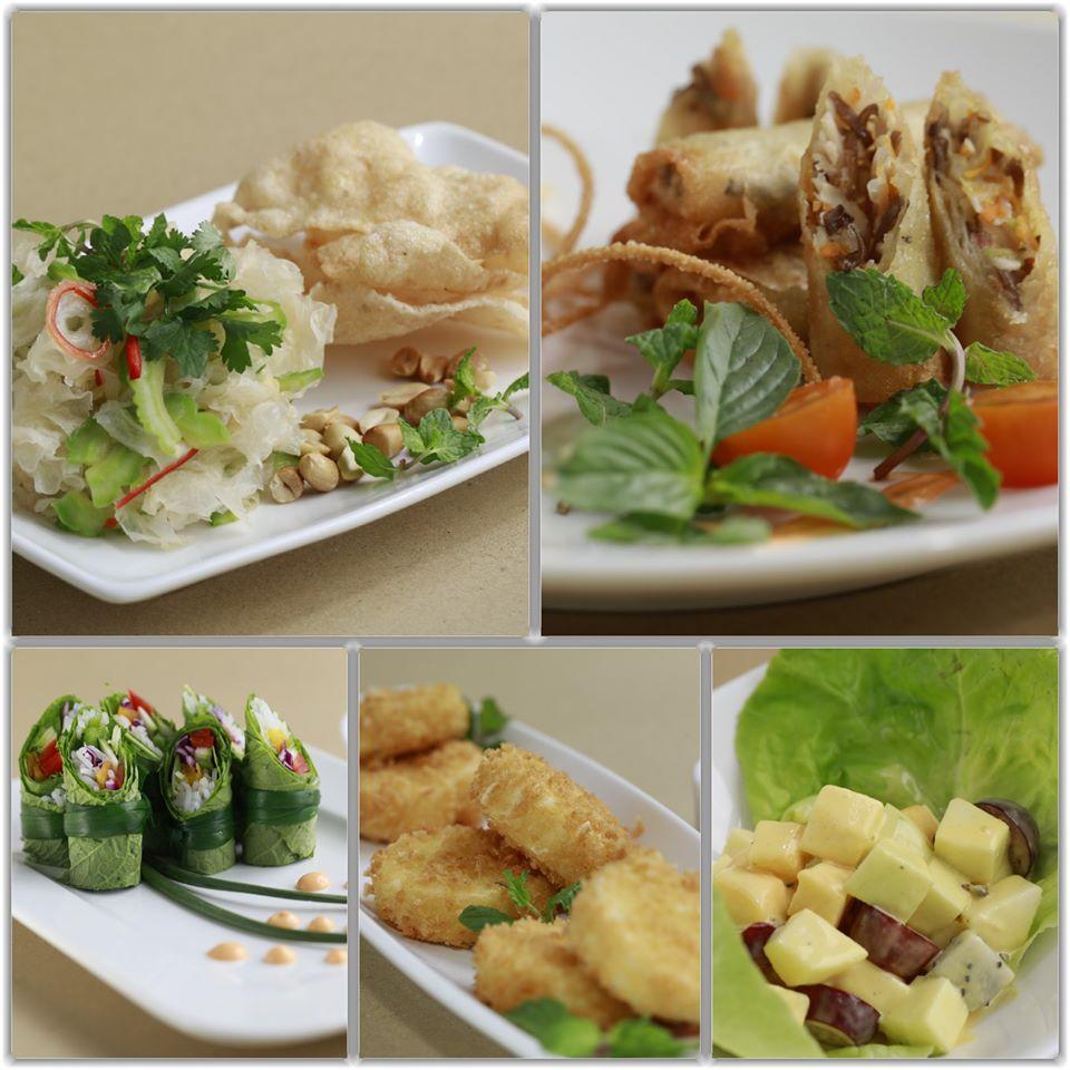 Top 5 nhà hàng chay Đà Nẵng từ sang chảnh đến bình dân hút hồn du khách - Ảnh 6.
