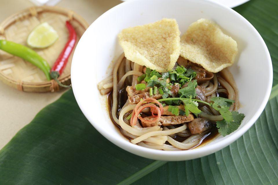 Top 5 nhà hàng chay Đà Nẵng từ sang chảnh đến bình dân hút hồn du khách - Ảnh 4.
