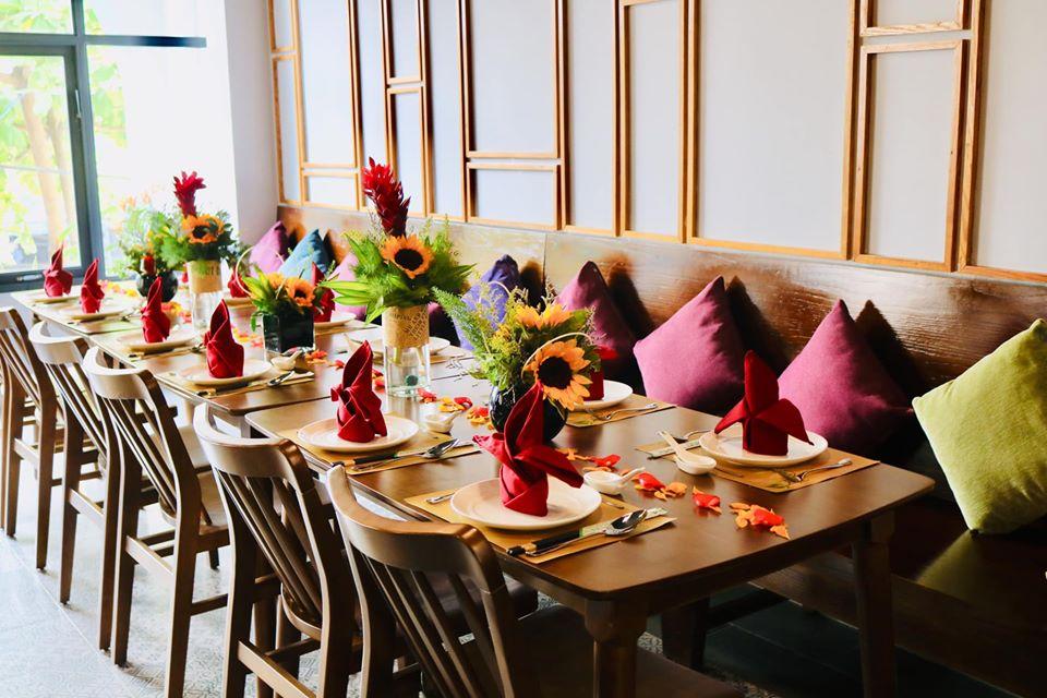 Top 5 nhà hàng chay Đà Nẵng từ sang chảnh đến bình dân hút hồn du khách - Ảnh 14.