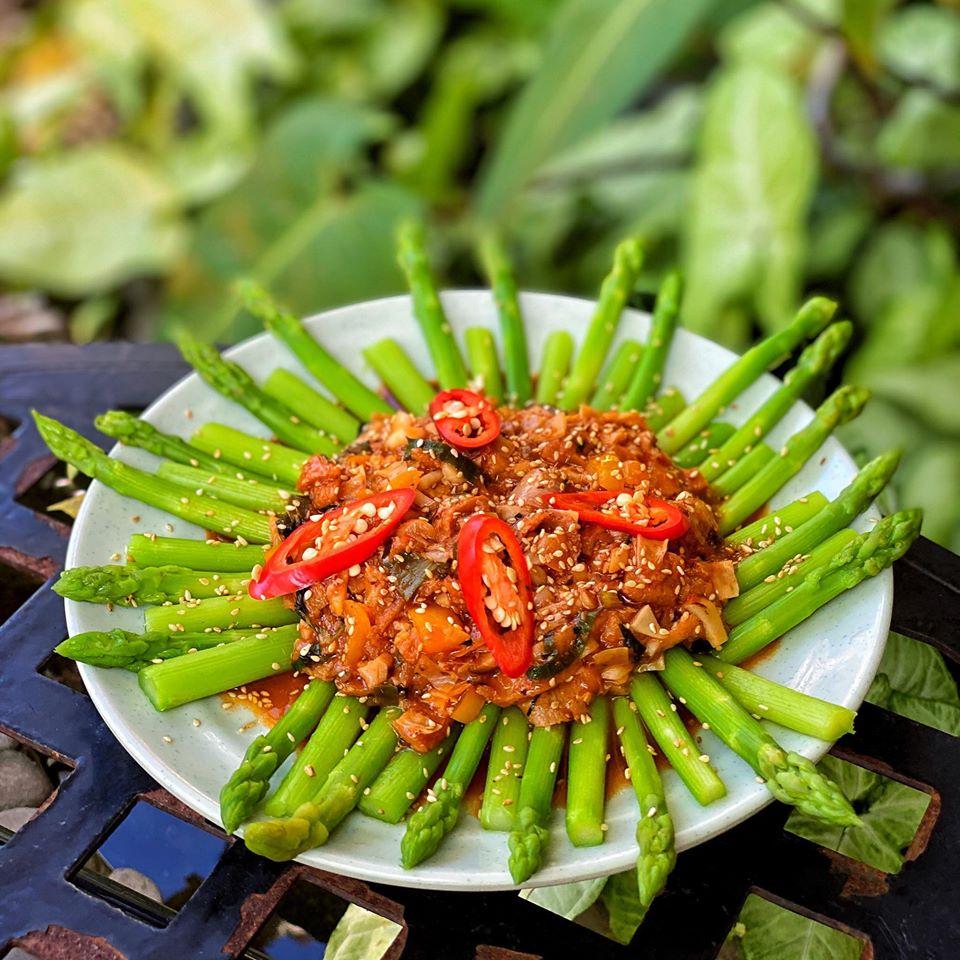 Top 5 nhà hàng chay Đà Nẵng từ sang chảnh đến bình dân hút hồn du khách - Ảnh 12.