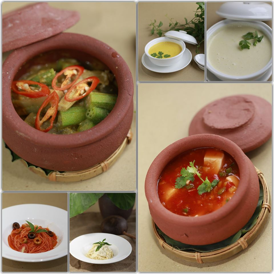 Top 5 nhà hàng chay Đà Nẵng từ sang chảnh đến bình dân hút hồn du khách - Ảnh 2.