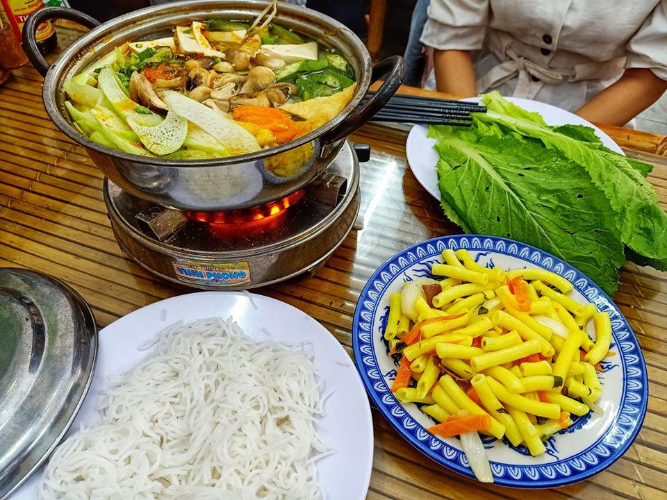 Top 5 nhà hàng chay Đà Nẵng từ sang chảnh đến bình dân hút hồn du khách - Ảnh 18.